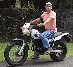 Jaden motorcycle
