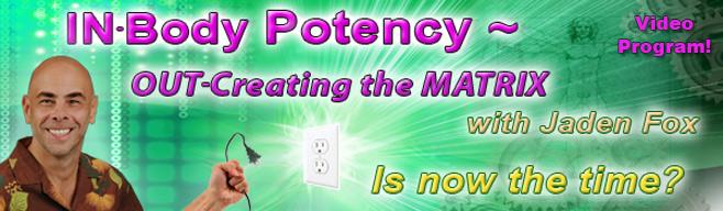 OUTCREATING the Matrix Course banner