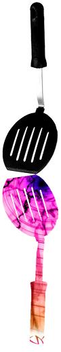 Psychodellic spatula