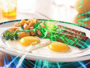 Transcendant Breakfast