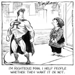 Righteous man-400x400