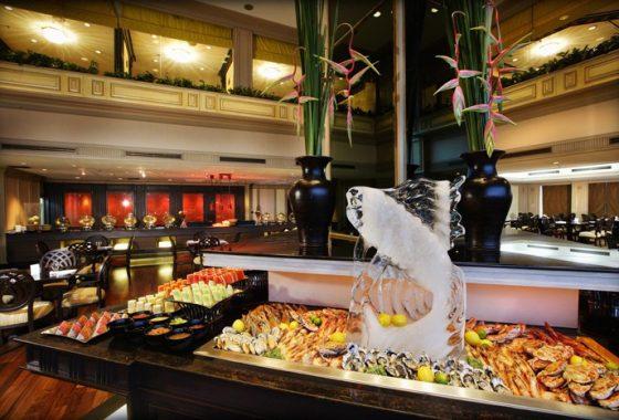 Holiday Inn Buffet