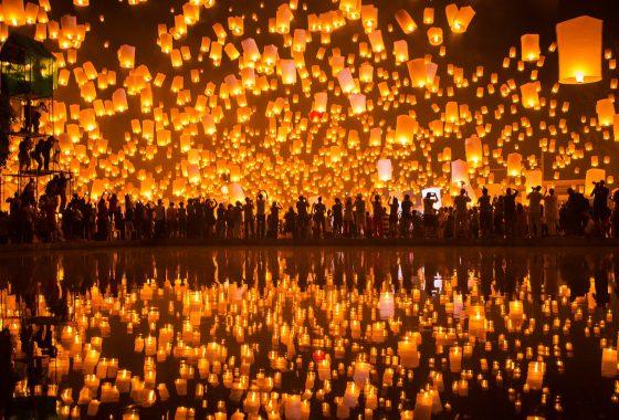 Chiang Mai - Festival of Lights