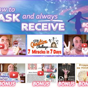 ASK and always RECEIVE – video program