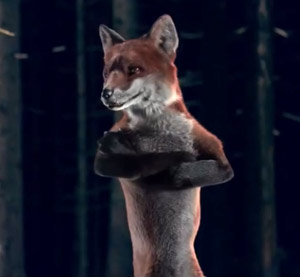 What woudl the fox say?