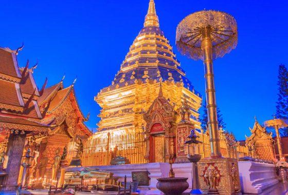 Doi-Suthep Temple