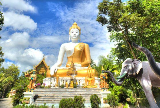 Wat Doi Kham Thailand