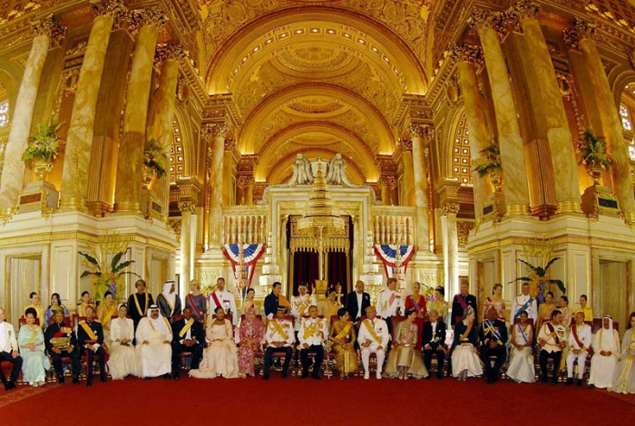 Thai Royal Gathering