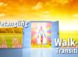Detangling Walkin transitions